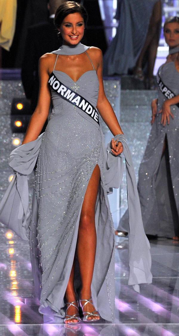 Photo Malika Menard Miss France